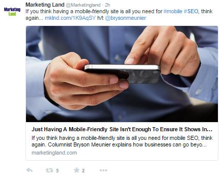 marketing land tweet