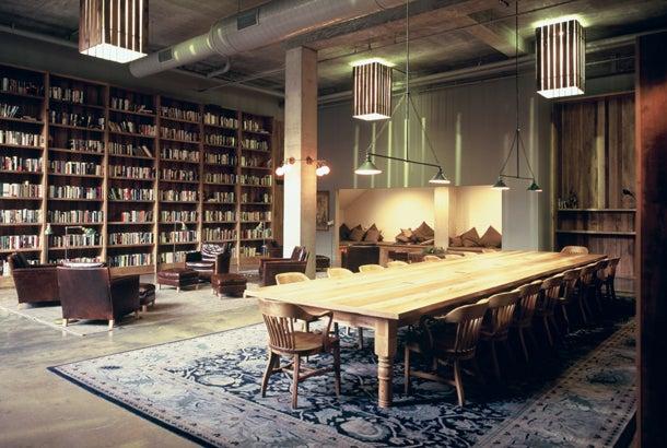 kick-starter-library