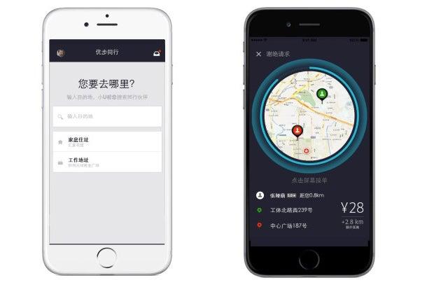 Uber Commute