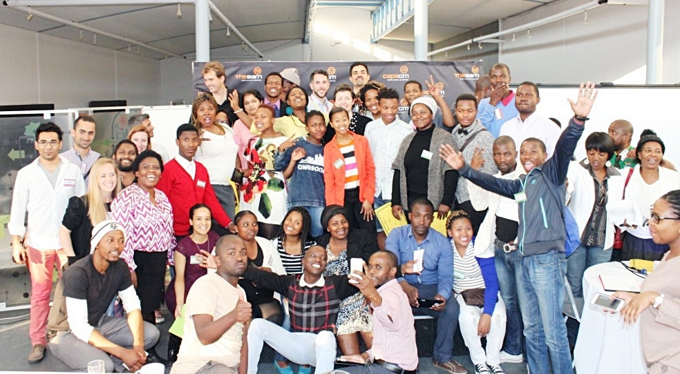 Startup Weekend Cape Town 2015