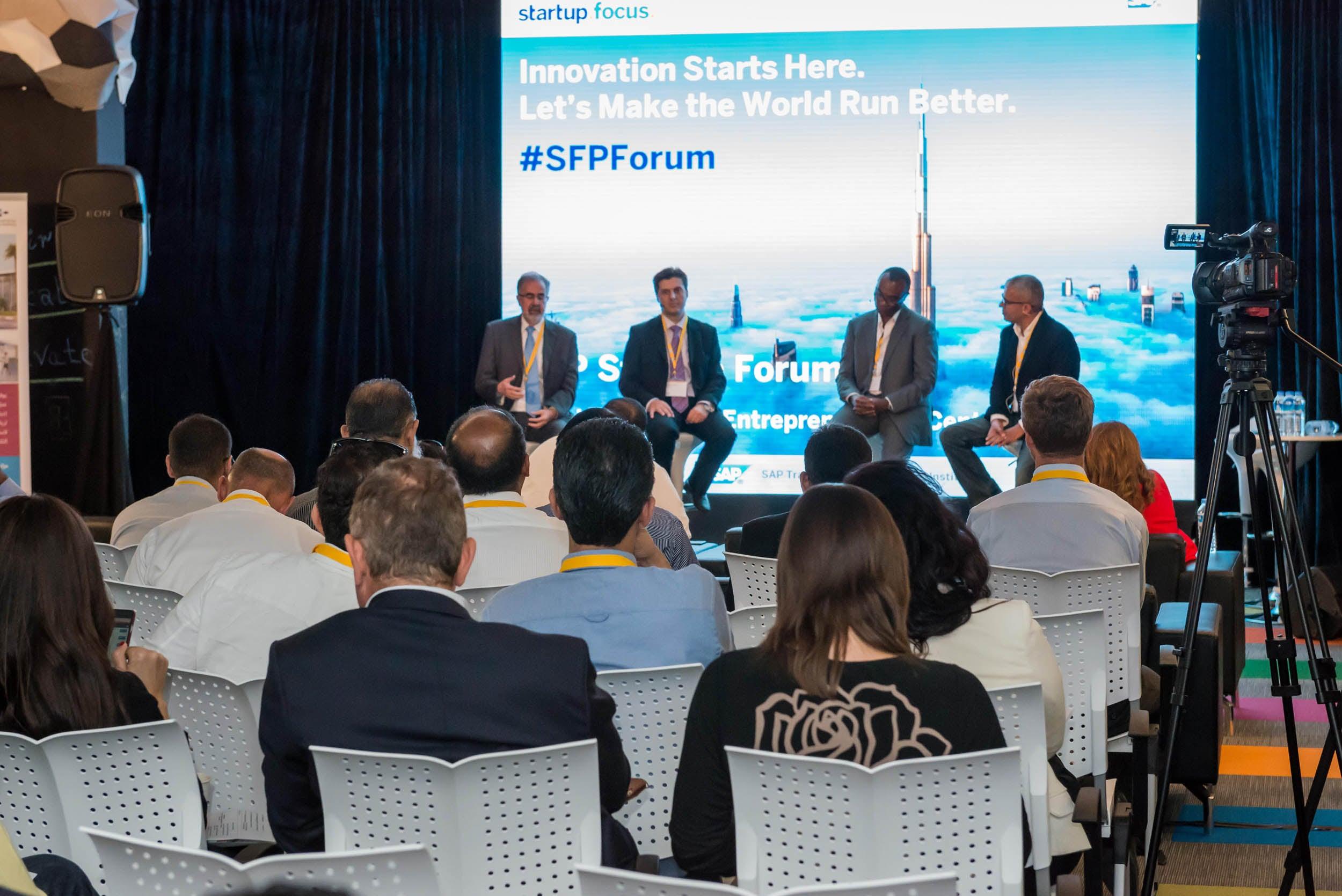SAP Startup Focus Program Launches In The MENA Region