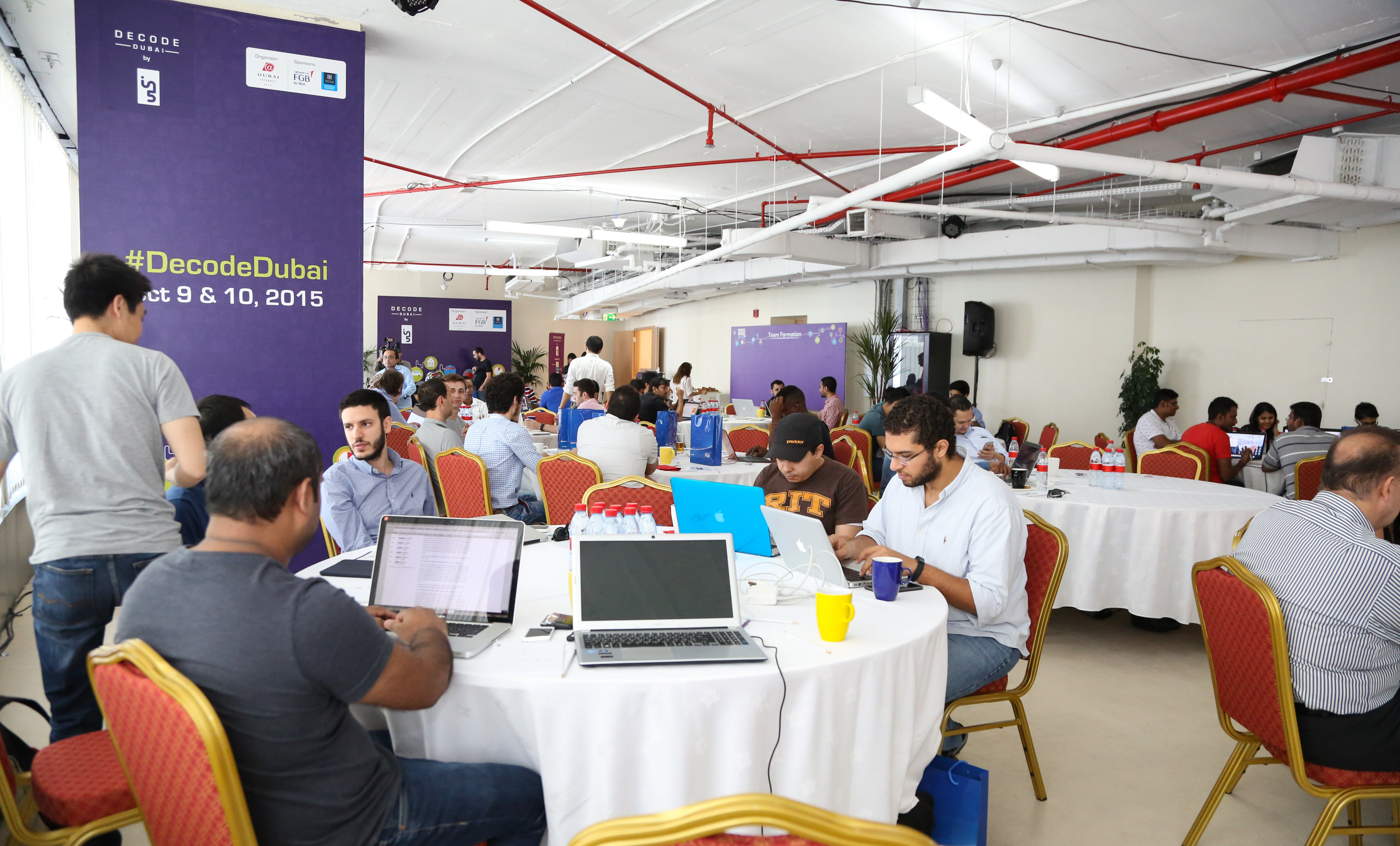 Speaking In Code: 22 Fintech Ideas Pitched In 36-hour Hackathon