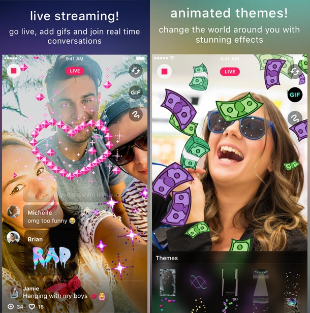AOL Launches Livestreaming App That's Part Periscope, Part