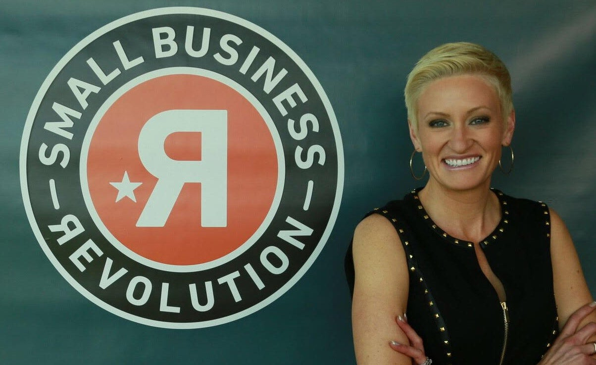 Amanda Brinkman, Small Business Revolution