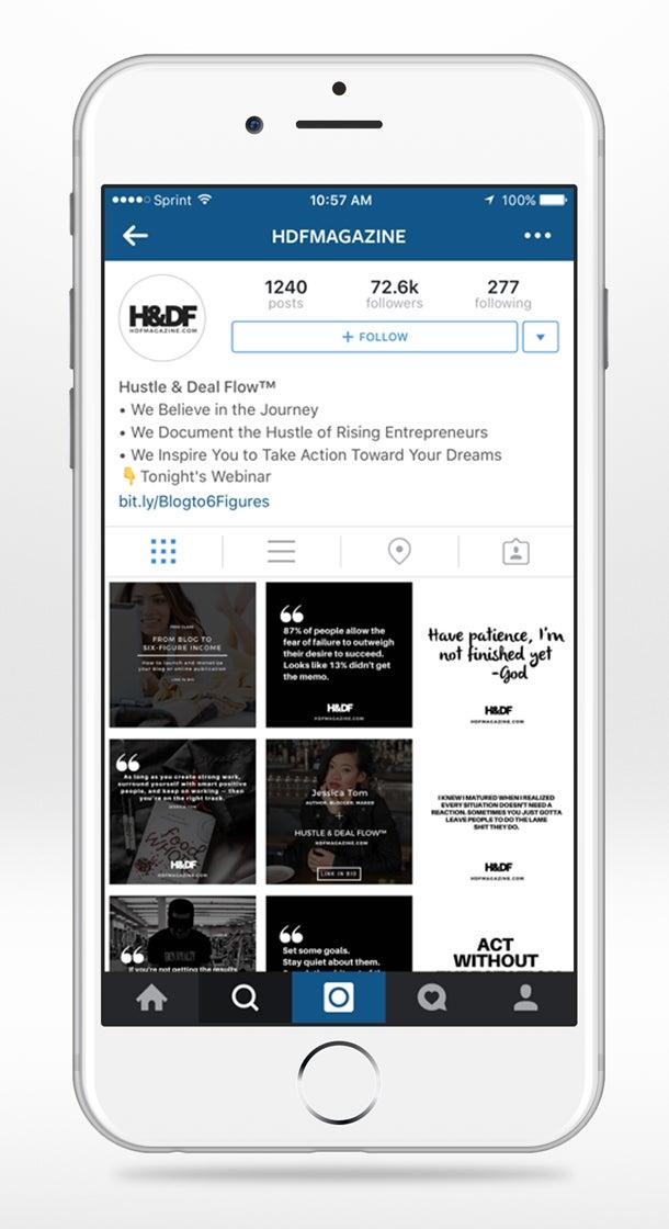 2. @HDFMagazine