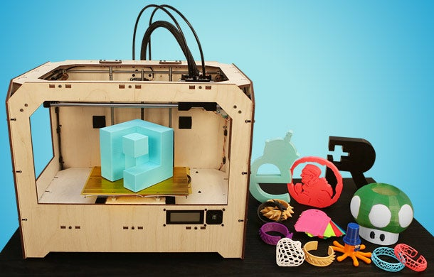 The 3D Printing Craze Hits Young Entrepreneurs