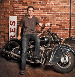 Mike Wolfe of American Pickers