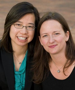 Amy Norman and Stella Ma, founders and CEOs of Little Passports