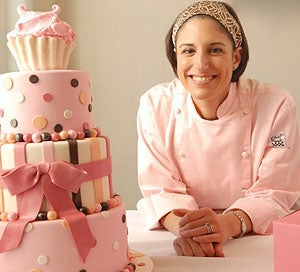 Anne Heap of Pink Cake Box