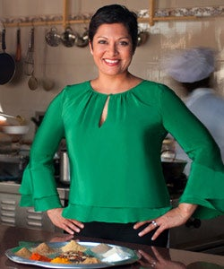 Seasoned pro: Anupy Singla of Indian as Apple Pie.