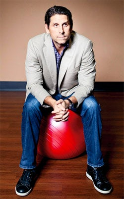 Moneyball: Chuck Runyon of Anytime Fitness.