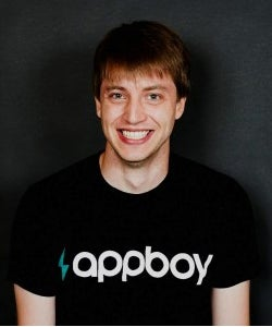 Appboy Founder on Turning a Chance Encounter into Entrepreneurship Gold