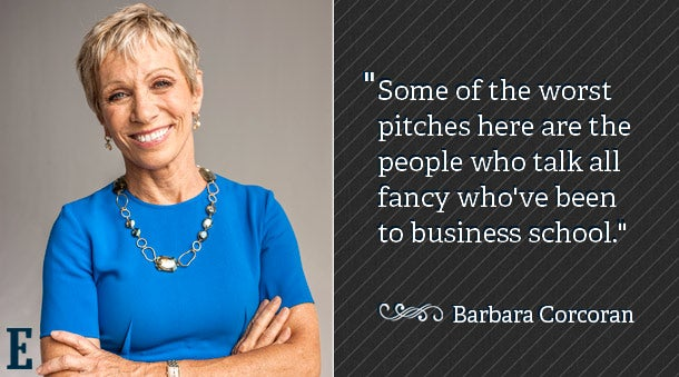 Barbara Corcoran of Shark Tank