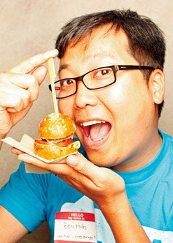 Ben Huh, founder of Seattle-based Cheezburger