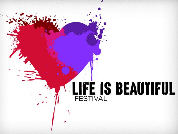 The Big Idea Behind the Tony Hsieh-Backed 'Life is Beautiful' Festival
