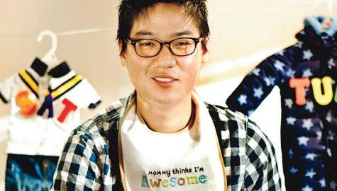 Allen Kim of Bebarang