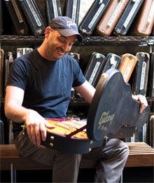 David Kalt of Chicago Music Exchange (CME)