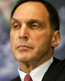 Dick Fuld - Former chairman and CEO of Lehman Brothers
