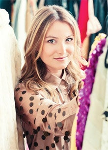 Elizabeth Kott of Closet Rich used Goodsie to make her online store a stylish shopping spot.