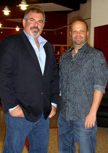 Eric Keiles and Mike Lieberman of Square 2 Marketing