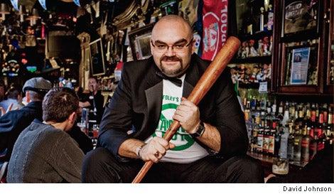 An Entrepreneur Walks Into a Bar. . .