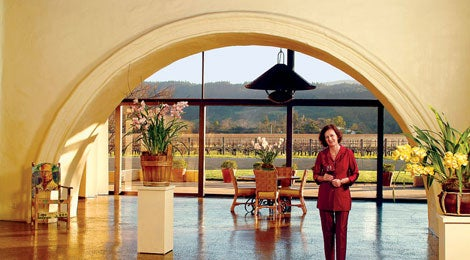 The Legacy of Robert Mondavi
