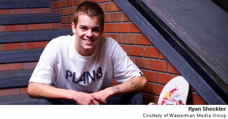 ryan sheckler tattoo