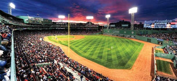 Wicked awesome: Fenway Park