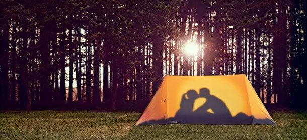 FieldCandy's Get a Room tent