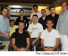 The CampusLIVE team