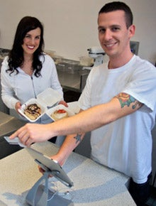 Florian and Shannon Radke of Cinnaholic