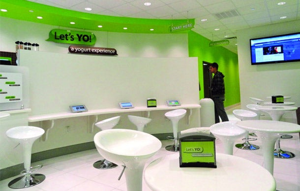 Frozen-Yogurt Franchise Fight Heats Up