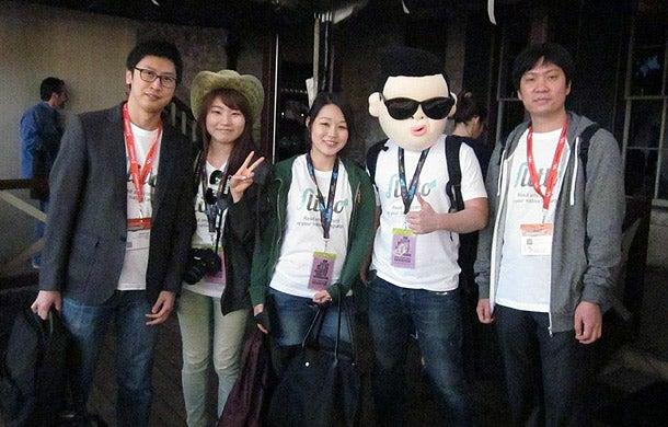 Gangnam: The Silicon Valley of South Korea
