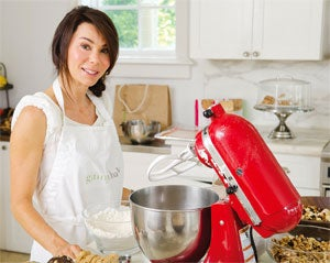 Ginny Simon of ginnybakes found a recipe for success.