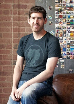 GitHub Co-founder and CEO Tom Preston-Werner