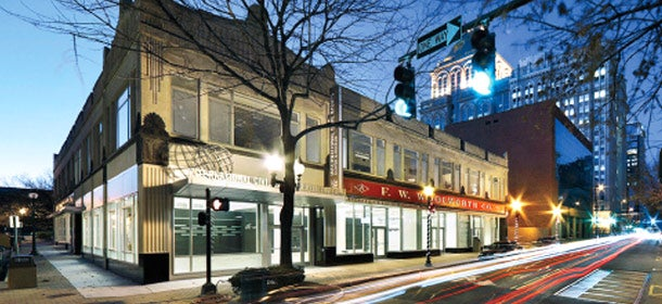 Greensboro's International Civil Rights Center & Museum makes history interactive.