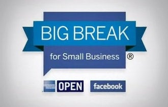 American Express OPEN, Facebook and a Big Break for Small Business