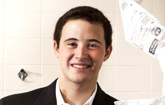 College Entrepreneur of 2012: Bryan Sliverman