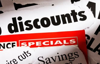 Discounting Can Be Your Ticket To Disaster