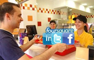 Franchises Get Social