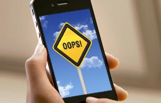 The Top Five Mobile Marketing Mistakes