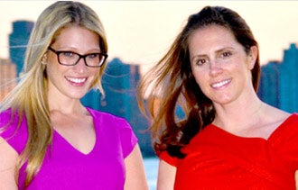 Hukkster co-founders Erica Bell (left) and Katie Finnegan.