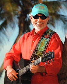 Livingston fulfilled a longtime fantasy when he arrived in Florida and started <em>The Mile Marker 24 Band</em>