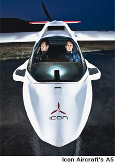 Icon Aircraft's A5