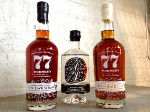 Inside Breuckelen Distilling's Labor of Love