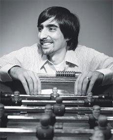 Haroon Mokhtarzada