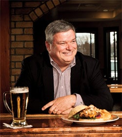 Jack Crawford and other Ground Round franchisees turned loss into opportunity.