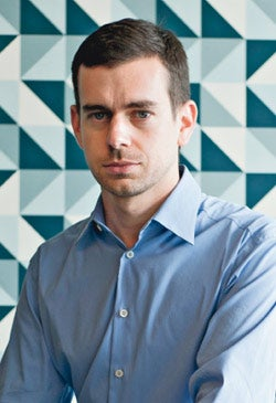 It's hip to be Square founder Jack Dorsey.