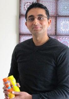 J.D. Sethi, founder of Dahlicious