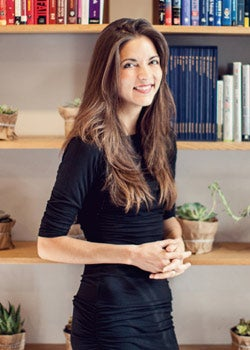 Kathryn Minshew, CEO and co-founder of New York-based The Muse